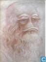Portret Leonardo Da Vinci