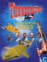Livres - Thunderbirds - FAB Annual 2003