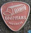 Speldjes, pins en buttons - Koopmans - Leeuwarden - Koopmans Cakemeel (plectrum) [roze]