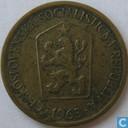 Tsjecho-Slowakije 1 koruna 1963