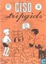 Comic Books - Adventures into terror - Ciso Stripgids 5
