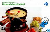 """Receptenkaart """"Gargamels kaas-toverpot"""""""