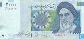 Iran 20.000 Rials ND (2004) P147b