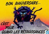 """Les Monstres 26 """"Bon anniversaire"""""""