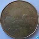 Canada 1 dollar 2007