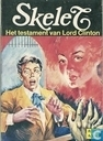 Comic Books - Skelet - Het testament van Lord Clinton