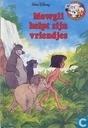 Mowgli helpt zijn vriendjes