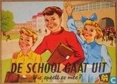 De School Gaat Uit - Wie speel er mee ?