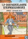12e Oost Nederlandse Stripboekenbeurs 20 maart 2010