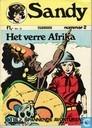 Comic Books - Sandy - Het verre Afrika