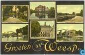 Groeten uit Weesp