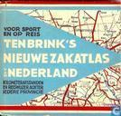 Ten Brink's Nieuwe Zakatlas van Nederland