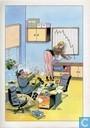 Comics - Rooie oortjes magazine - 1e reeks (tijdschrift) - Rooie oortjes magazine 40