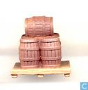 Pallet barrels