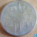 Niederlande 25 Cent 1823/2 B