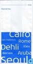 KLM (24) Cairo, San Francisco...