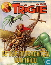 Comic Books - Trigan Empire, The - De vijf opdrachten van Trigo