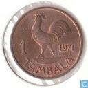 Malawi 1 Tambala 1971