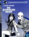 Comic Books - Aafje Anders - De juwelenroof