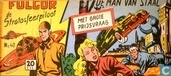 Comic Books - Fulgor - De man van staal