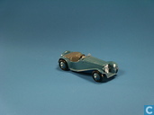 Jaguar SS 100 Sports Car