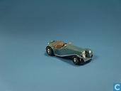 Jaguar SS 100 Sports Car