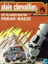 Comics - Alain Chevallier - De plagen van de farao-rally