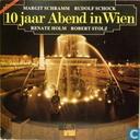 10 jaar Abend in Wien