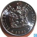 Zuid-Afrika 10 cents 1974