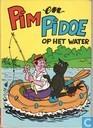 Pim en Pidoe op het water