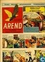 Comics - Arend (Illustrierte) - Jaargang 6 nummer 8
