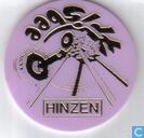 Frisbee - Hinzen - Roze