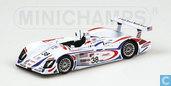 Model cars - Minichamps - Audi R8 (Dallara)
