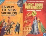 Books - Williams, Robert Moore - Envoy to New Worlds + Flight from Yesterday