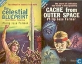 Books - Ace - The Celestial Blueprint + Cache from Outer Space