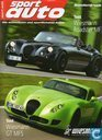 Wiesmann test Roadster MF3 & GT MF5