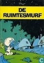 Comic Books - Smurfs, The - De ruimtesmurf