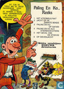 Comic Books - Mort & Phil - Het geval van de stokvis