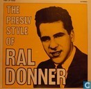 The Presley style of Ral Donner