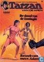 Comic Books - Tarzan of the Apes - De dood van de koningin + Bezoek van mevr. Adams
