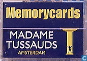 Memorycards Madame Tussauds