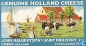 Genuine Holland Cheese