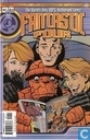 The world's only 100% authorised comic! Fantastic Four