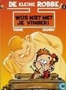 Comics - Kleine Spirou, Der - Wijs niet met je vinger!