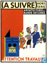 Strips - (A Suivre) (tijdschrift) (Frans) - (A Suivre) - Architectures de bande dessinée