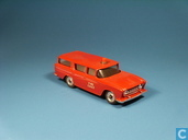 Modelauto's  - Dinky Toys - Nash Rambler Fire Chief