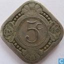 Netherlands Antilles 5 cents 1963