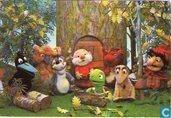 Paulus de Boskabouter en zijn vrienden