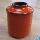 Ravelli vaasje model 6, oranje