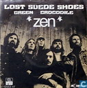 Lost suede shoes